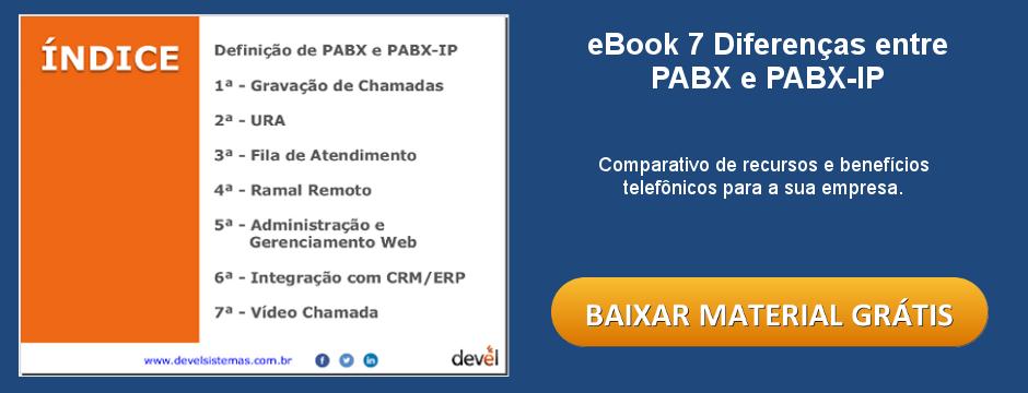 eBook 7 Diferenças entre PABX e PABX-IP